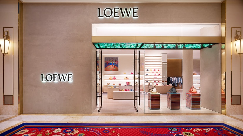 Loewe at Wynn Plaza Shops at Wynn Las Vegas